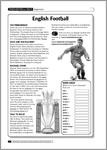 English Football (2 pages)