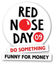 Red Nose Day 13 March 2009