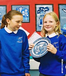 children with artefact