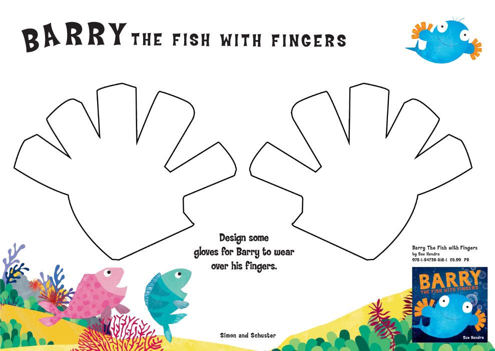 Barryfish act draw 271452