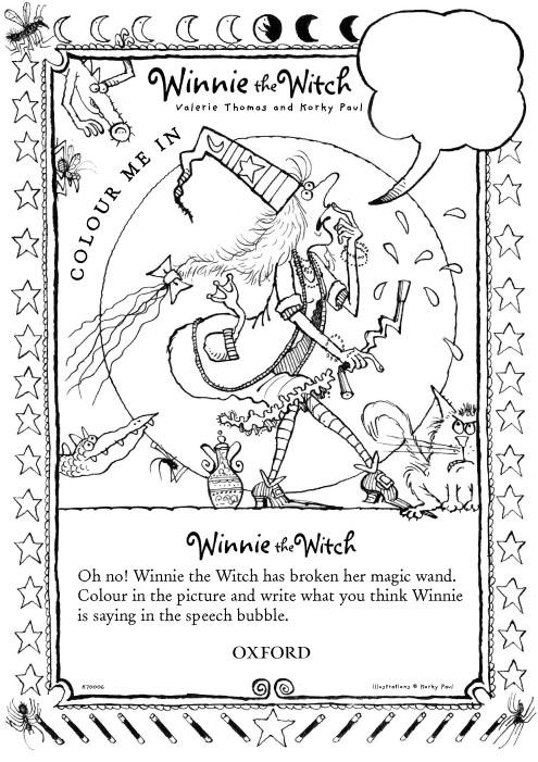 Winnie act col 272676