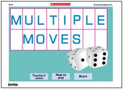 Multiple moves