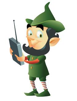 Safety Elf illustration