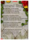 'Funeral Blues' poem by W H Auden