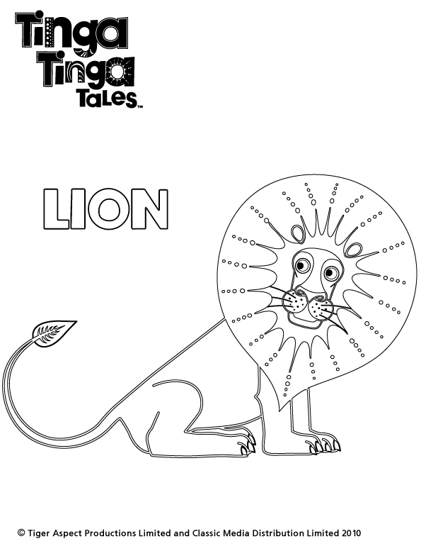 Tingalion act col 556531