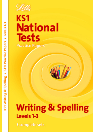 Letts KS1 Practice Papers: Writing