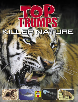 Top Trumps: Killer Nature