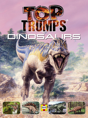 Top Trumps: Dinosaurs