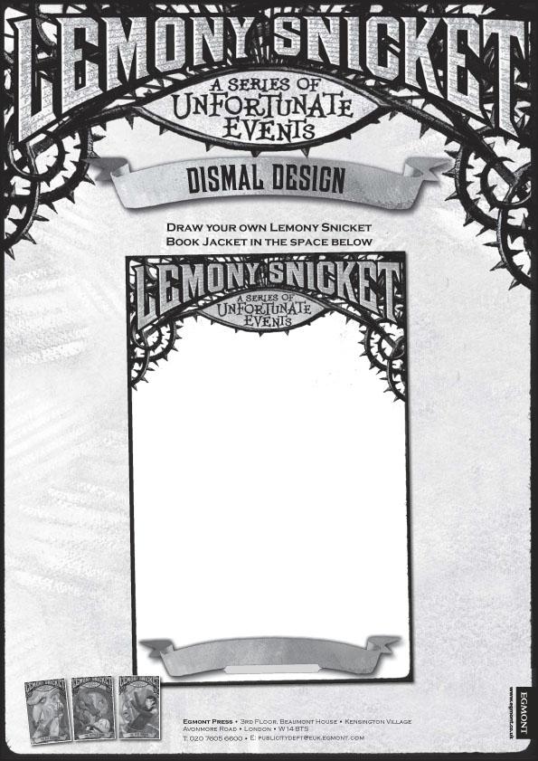 Lemonysnicket act draw 702953