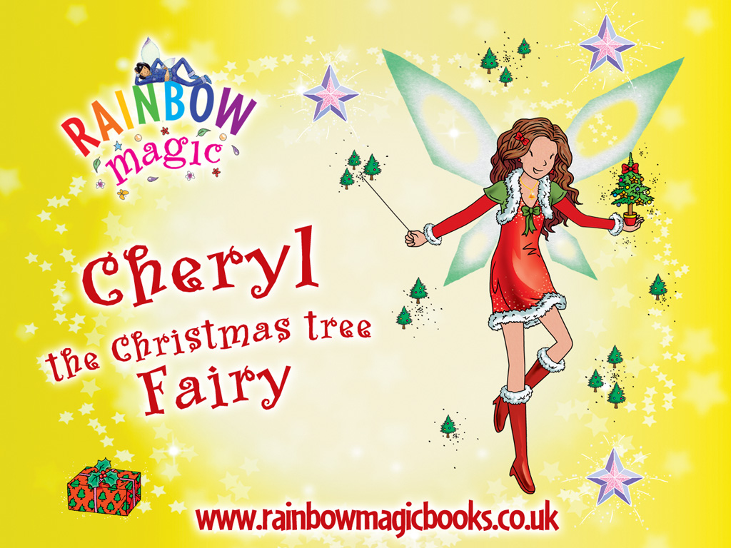 Cheryl The Christmas Fairy Wallpaper Cherylwall Act Free 720339