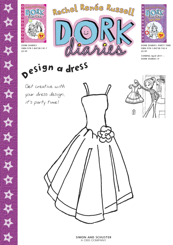 Dorkdairiesdress act draw 811233