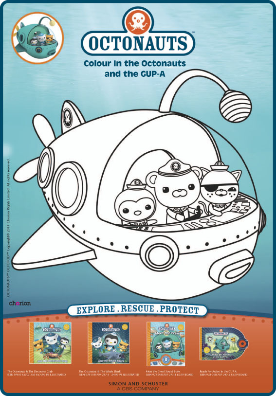 Octonauts act col 848991