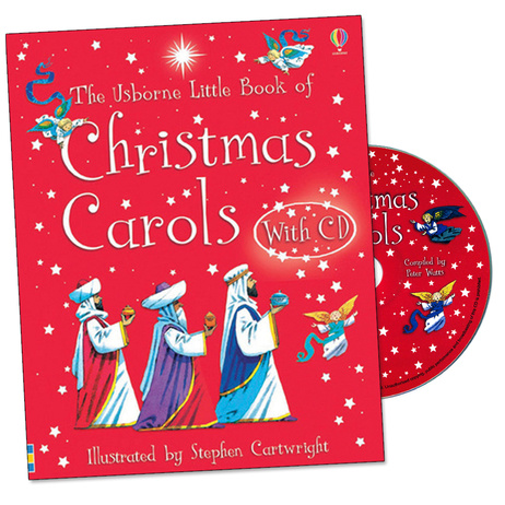 Usborne Little Book of Christmas Carols