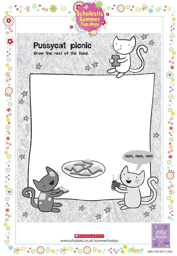 Catskittens act draw 885635