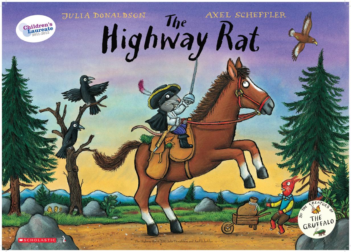 Highwayratposter act free 963209