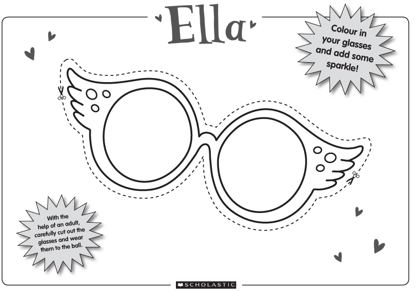 Ellaglasses act col 1011063