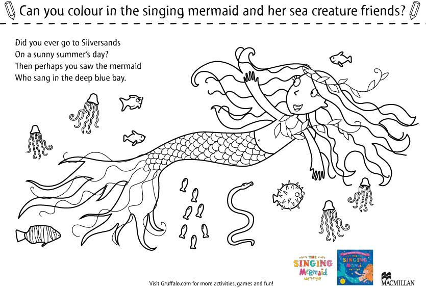 Singingmermaid act col 1035003