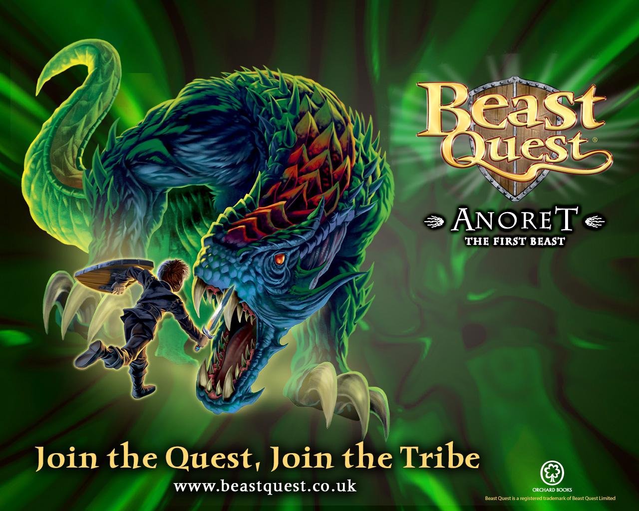 beast quest anoret the first beast wallpaper scholastic kids u0027 club