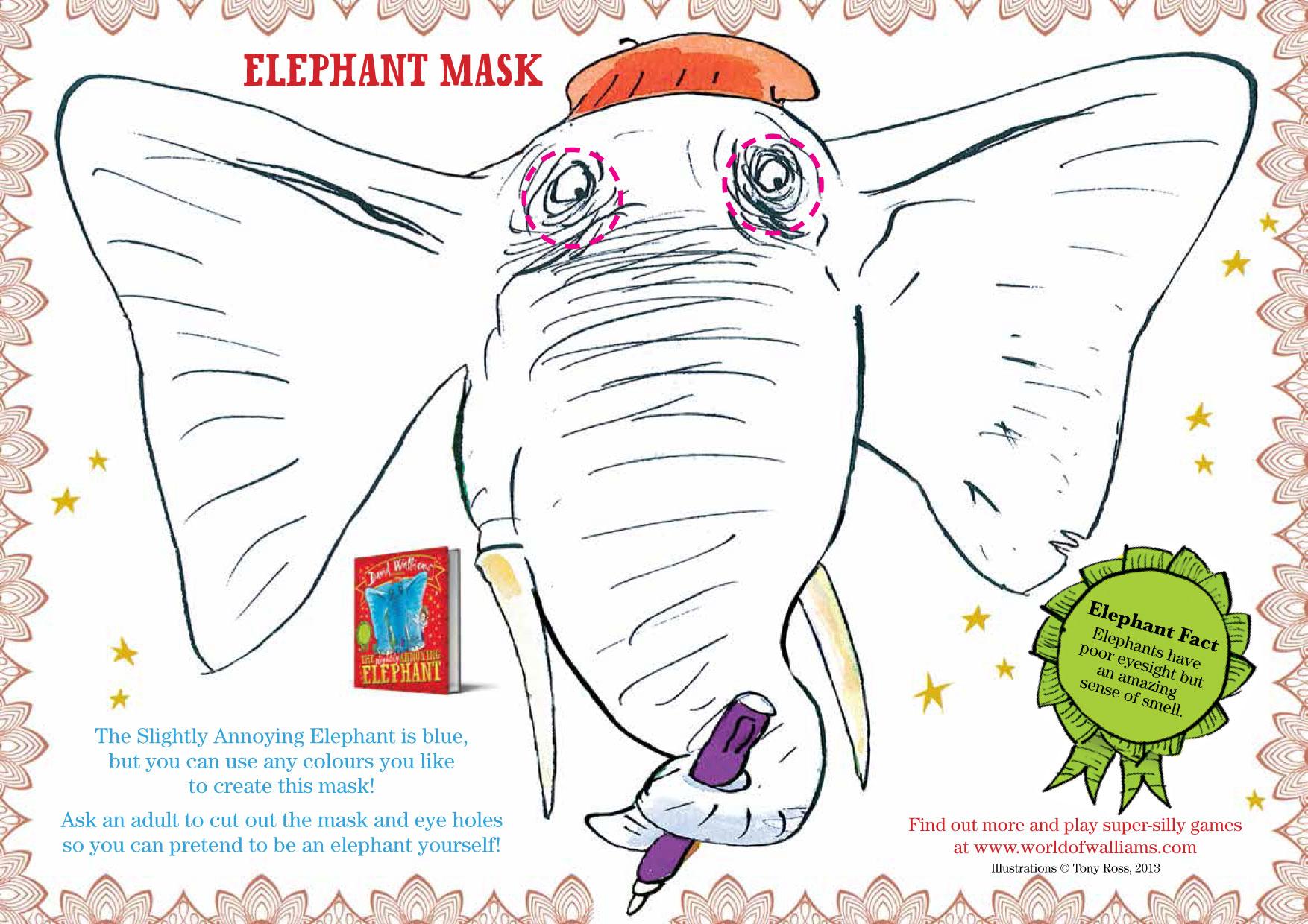 Elephantmask act col 1172754