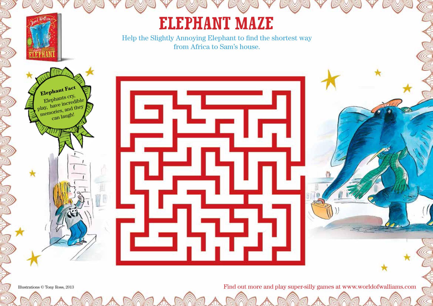 Elephantmaze act puz 1172780