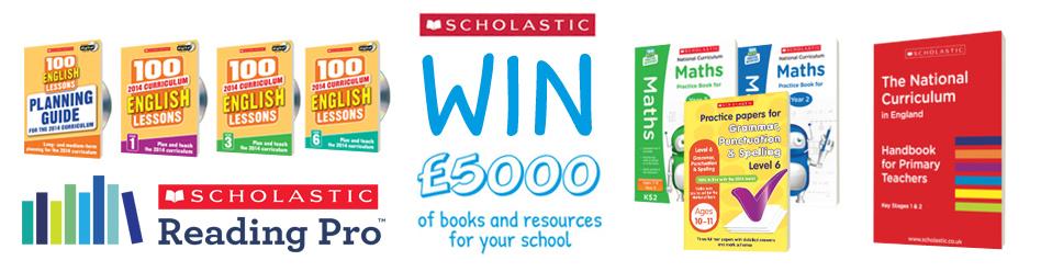 Win 5000 Education banner