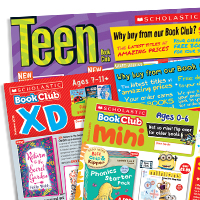 Book Clubs leaflets (UK)