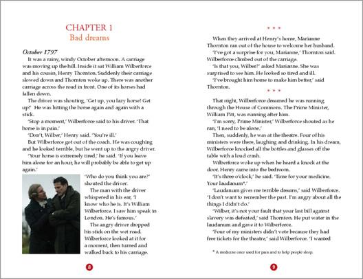 ELT Reader: Amazing Grace Sample Chapter