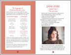 Jane Eyre - Sample Page (3 pages)