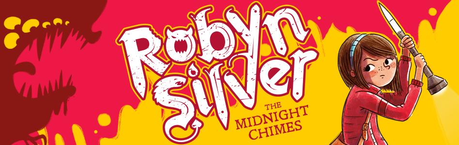 Robyn Silver website header