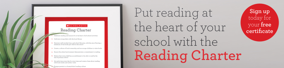 Scholastic Reading Charter Banner