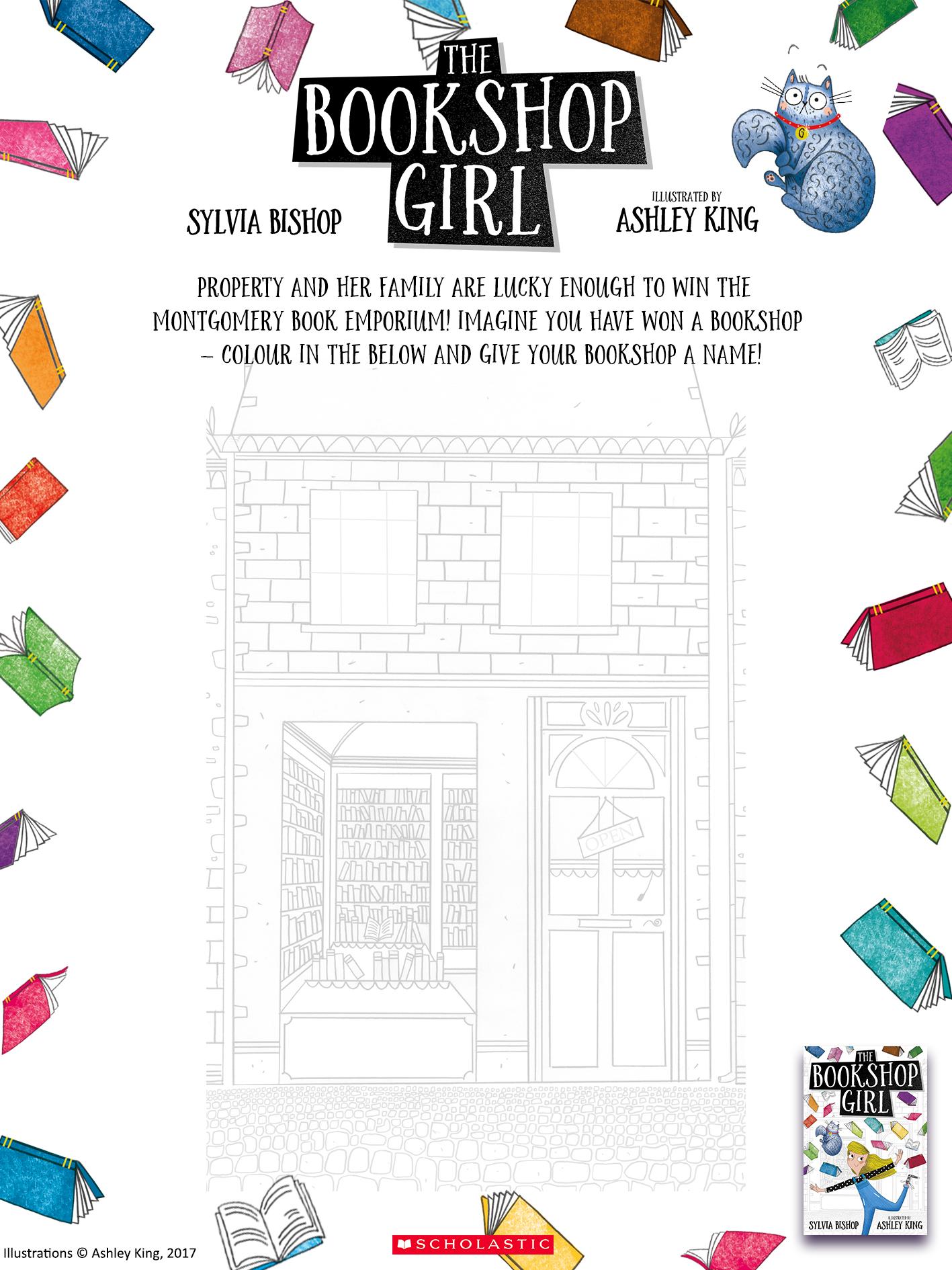 Bookshop girl activity 1 1600802
