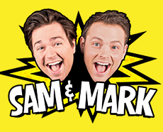 Click here to find out about Sam & Mark