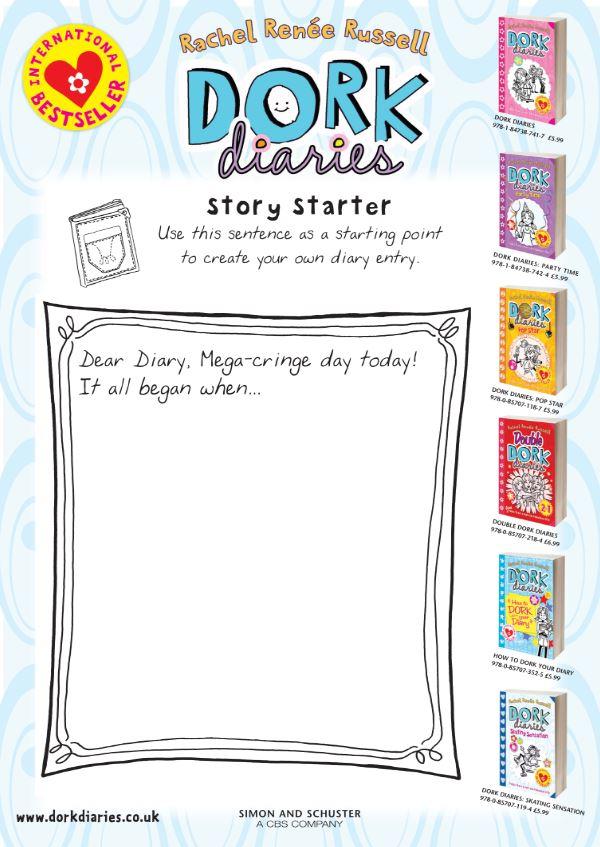 Story starter 1604803