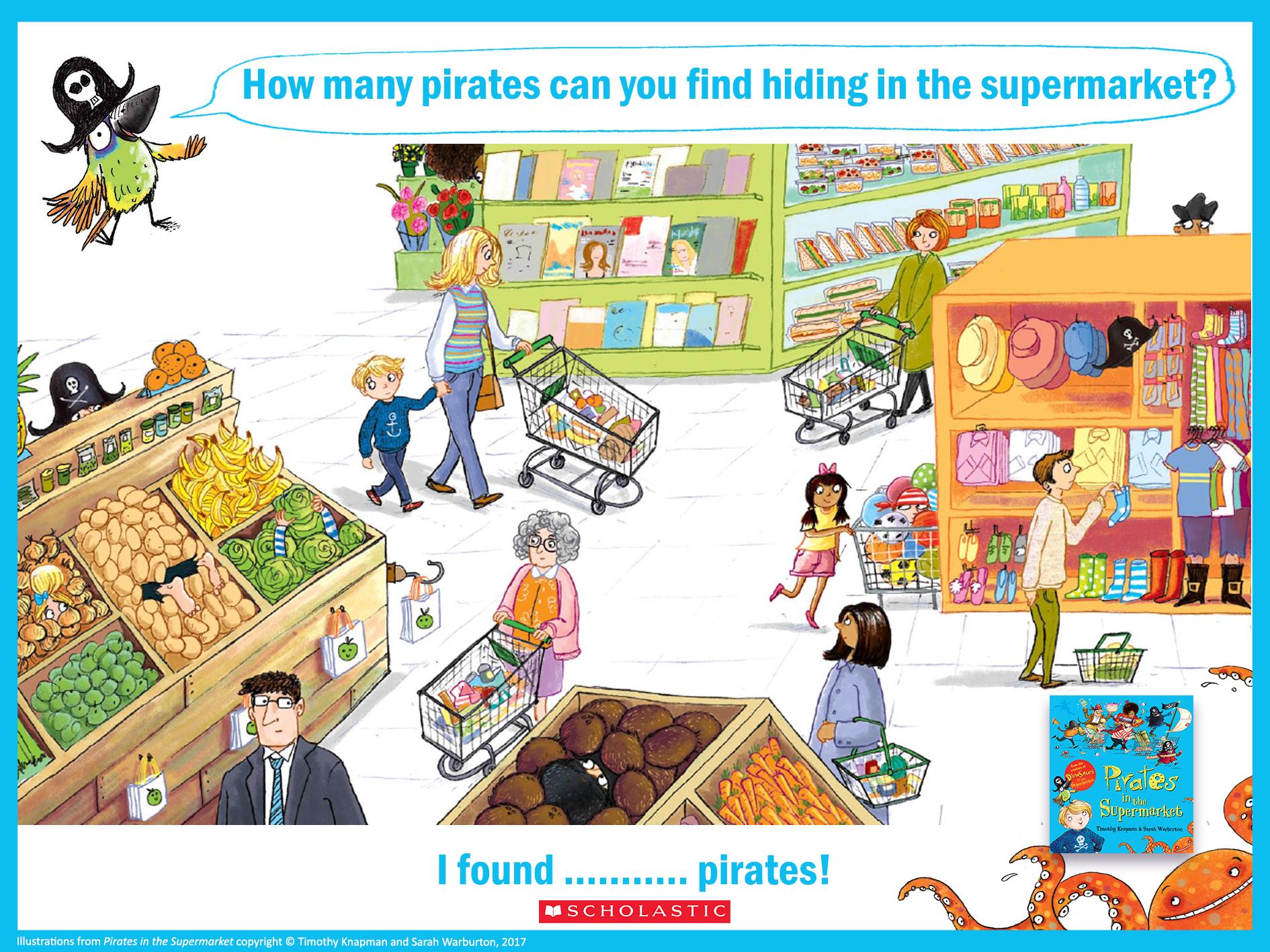 Pirates spot activity 1617475
