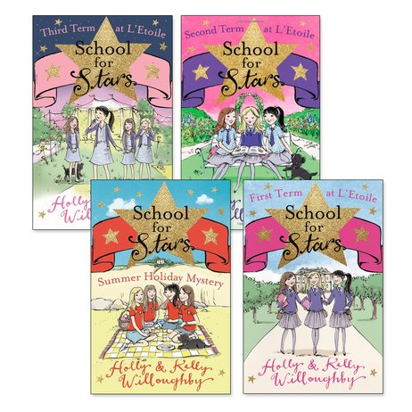 School for Stars Pack x 4