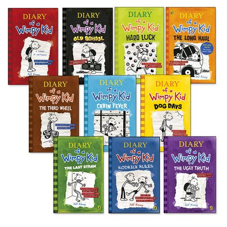 Diary Of A Wimpy Kid Cabin Fever Illustrator