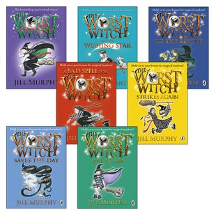 The Worst Witch Pack x 7