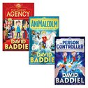 David Baddiel Pack x 3