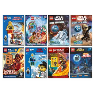 LEGO® Collect Them All Activity Pack x 8