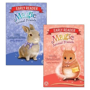Magic Animal Friends Early Reader Pair