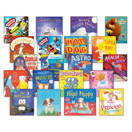 Amazing Value Picture Book Pack x 20