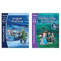 Disney Frozen: Magic of the Northern Lights Workbooks Pair (Ages 5-7)