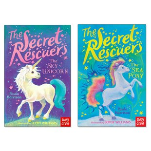 The Secret Rescuers Pair