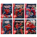 Marvel's Spider-Man Learning Workbooks Pack x 6