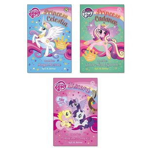 My Little Pony Pack x 3