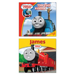 Thomas the Tank Engine Pair