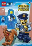LEGO® CITY™: Freeze! Police! Activity Book