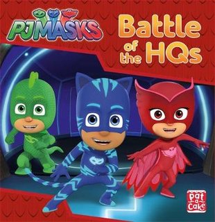 PJ Masks: Battle of the HQs