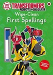 Transformers: Wipe-Clean First Spellings