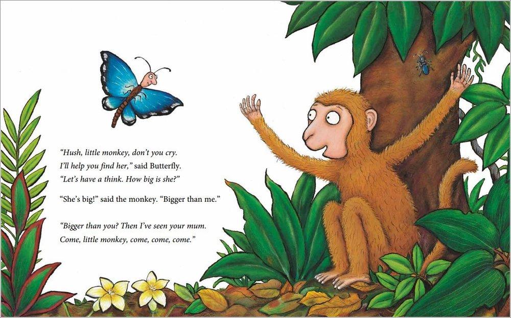 Monkey Puzzle Scholastic Kids Club